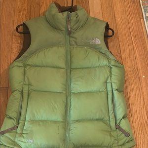 The North Face Women's Down Vest Size XS